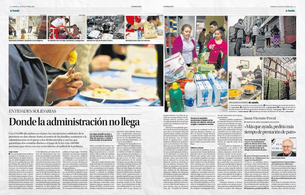 Donde la Administración no llega - Diario Información