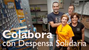 Colabora con Despensa Solidaria