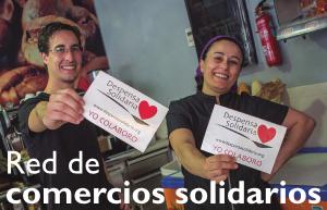 Red de comercios solidarios