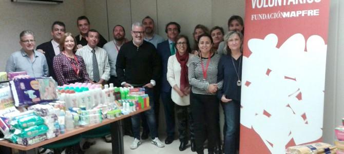 Fundación Mapfre con Despensa Solidaria