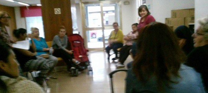 Nuestro Proyecto Socio-Educativo sigue ofreciendo actividades de asesoramiento y formación