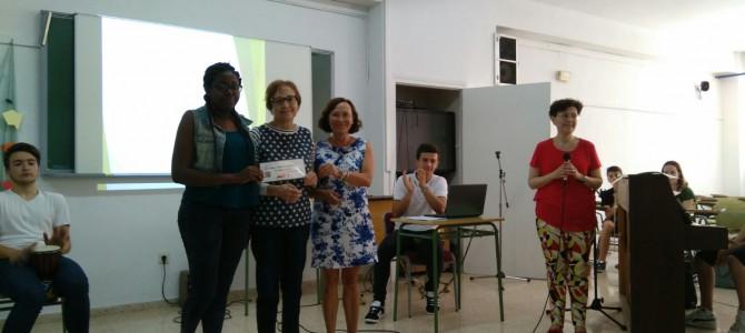 Iniciativa solidaria en el IES Jaume II d'Alacant