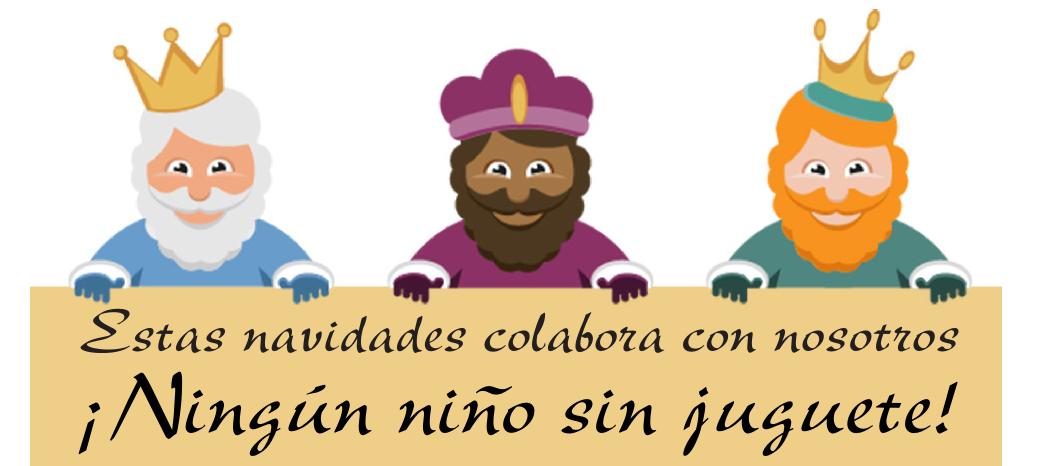 Ningún niño sin juguete - Campaña Despensa Solidaria de Alicante