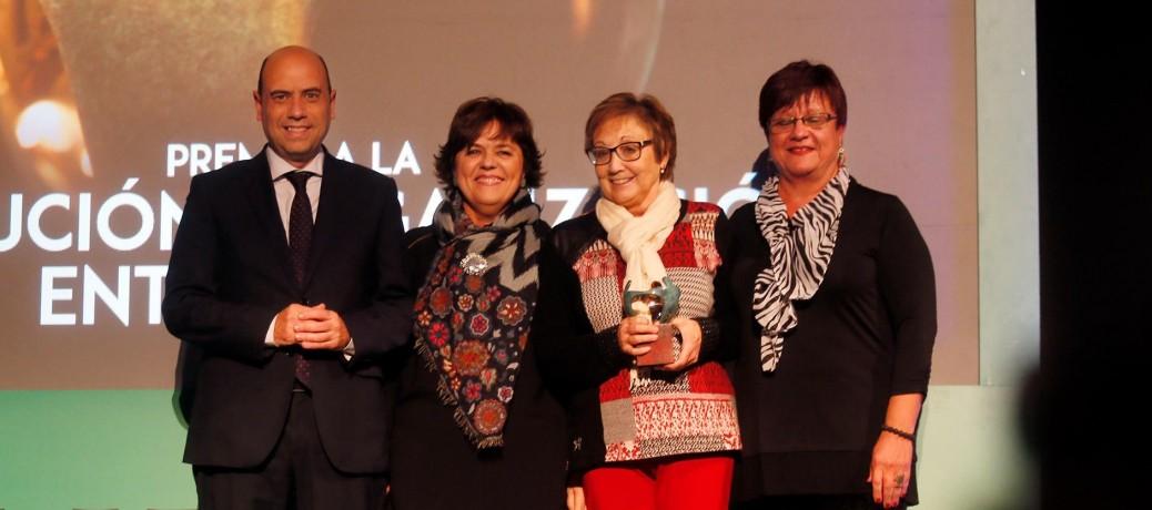 Despensa Solidaria Premio Solidario ONCE 2016 de Comunidad Valenciana
