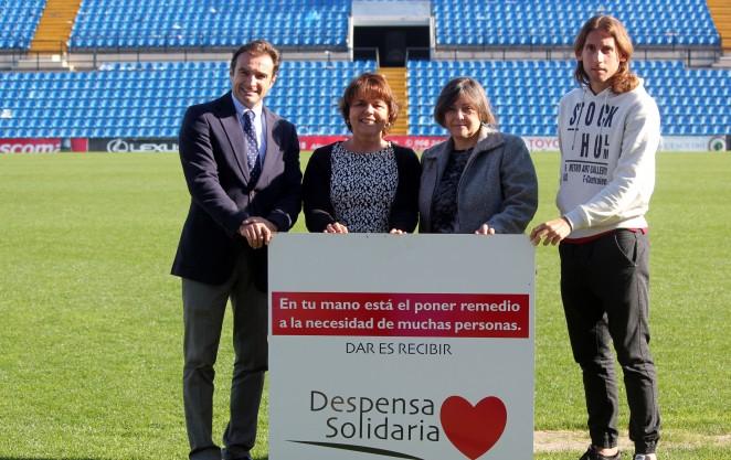 Foto presentación Herculano Solidario