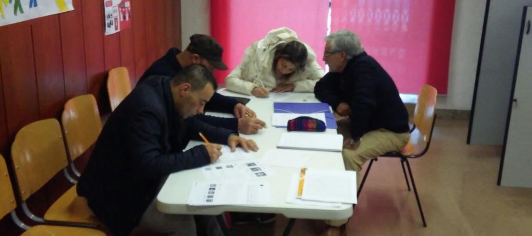 """Un nuevo proyecto en Despensa Solidaria """"Clases de español para inmigrantes"""""""