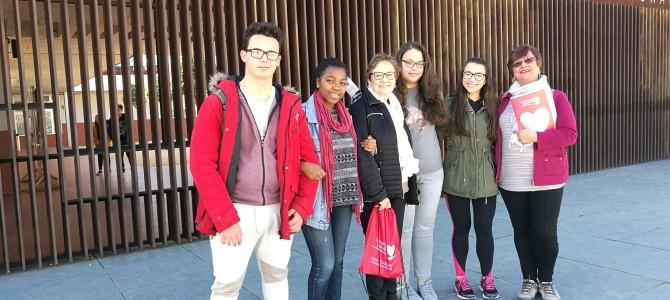 Participamos en la Semana de la Ciudadanía organizada por el Liceo Francés Alicante