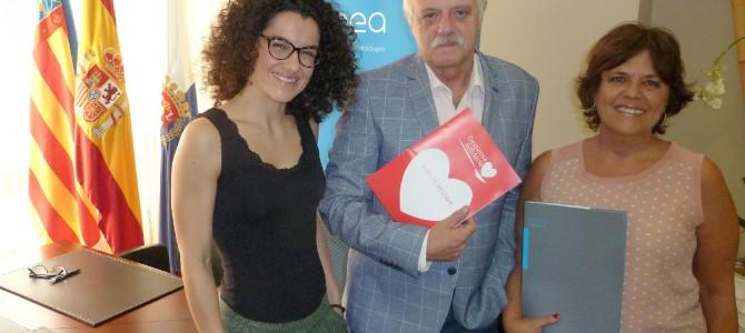 El Programa Solidario de COEA y Despensa Solidaria se amplia a toda la provincia