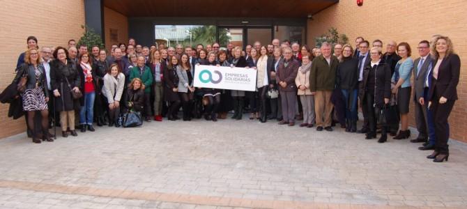 Presentación del Proyecto Empresas Solidarias y entrega de lotes