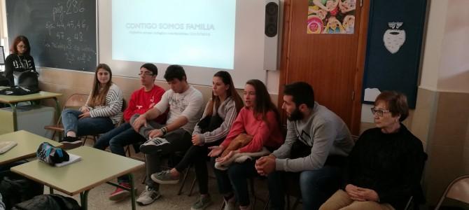 Encuentro con Entidades Sociales de Alicante. Campaña del Kilo 2017