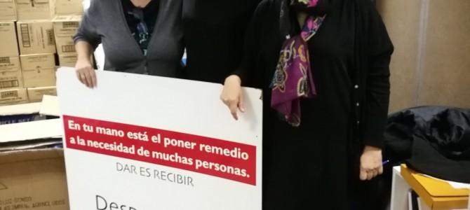 """""""1 KG 1 CONSULTA"""" CAMPAÑA A BENEFICIO DE DESPENSA SOLIDARIA"""