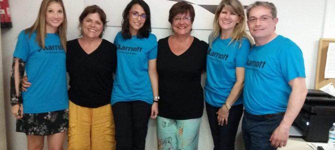 AC Hotel Alicante colabora con Despensa Solidaria