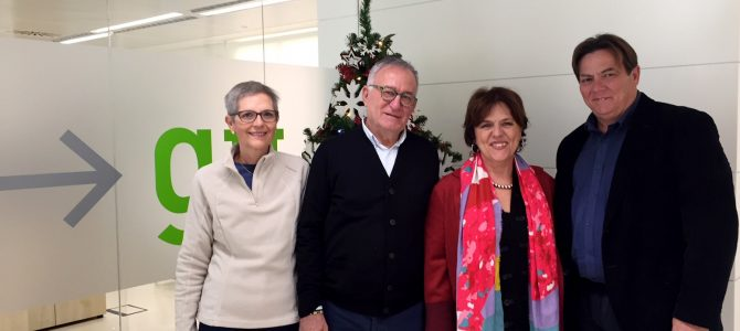 GTT entrega a Despensa Solidaria uno de sus Cheques Solidarios