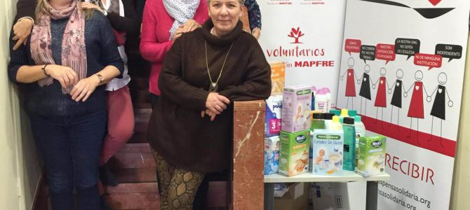 Fundación Mapfre Alicante y Despensa Solidaria