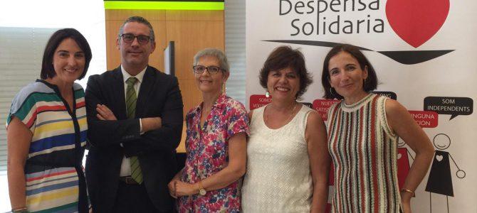 Bankia apoya a Despensa Solidaria en su proyecto de ayuda alimentaria