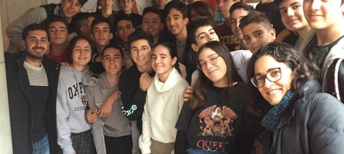 Campaña de Navidad en el Colegio Salesianos Don Bosco
