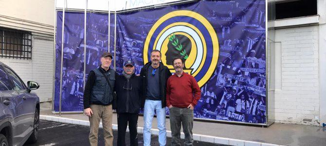 Jornada del Herculano Solidario. Recogida de alimentos a beneficio de Despensa Solidaria Alicante